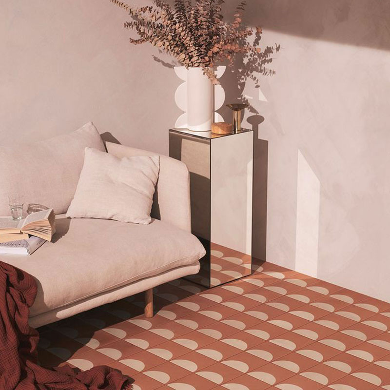 New Arrival: Geometric Patterned Tiles