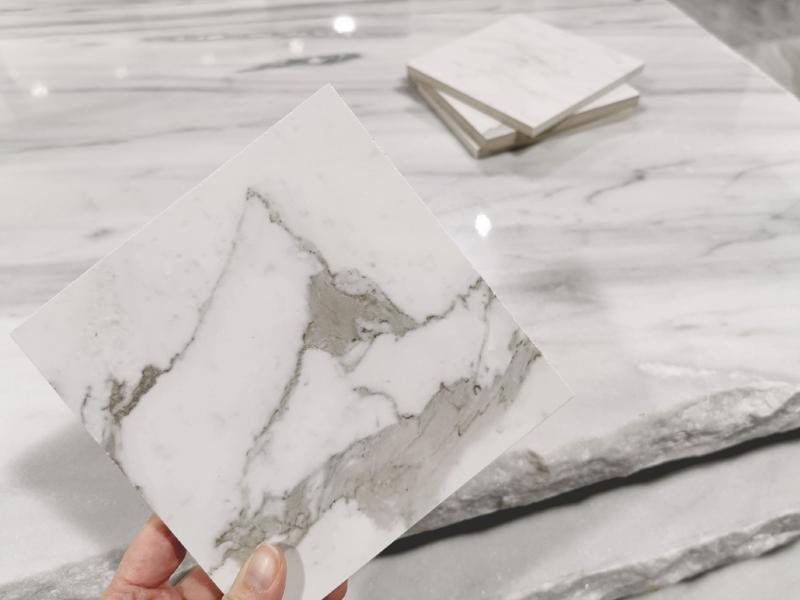 Marble or Porcelain?