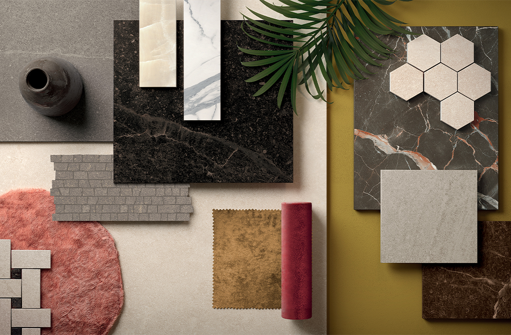Choosing The Right Tiles For Your Homes